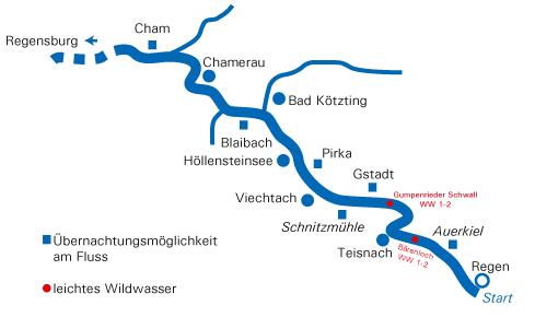 Tourenkarte