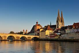 Kanuverleih an der Donau